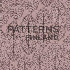 Jugend – Bianca by Ilana Vähätupa   #patternsfromagency #patternsfromfinland #pattern #patterndesign #surfacedesign #ilanavahatupa