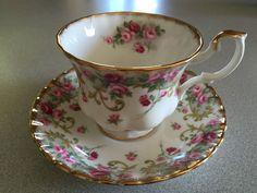 Royal Albert Sheraton Series ROSEMARY Tea Cup