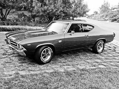 69 Chevelle SS 427...... Hey Hotness, you will be mine someday!