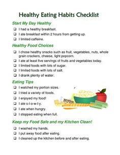 How can I make the change to a healthful diet?