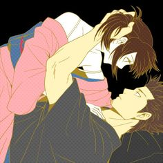 Otae & Kondo. Gintama