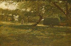 Winslow Homer   Harvest Scene   The Met