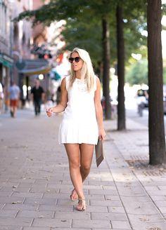 WHITE LACE : P.S. I love fashion by Linda Juhola