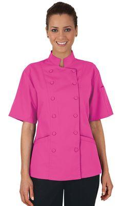 Women's Tailored Chef Coat