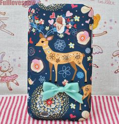 Deer phone cover Samsung Sprint phone case for Samsung  galaxy S2 Epic Touch 4G D710