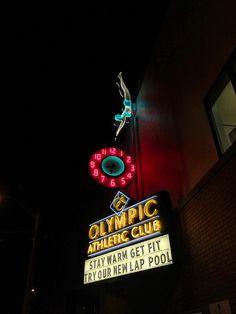 Vintage neon sign in the Ballard district of Seattle. by eg2006, via Flickr