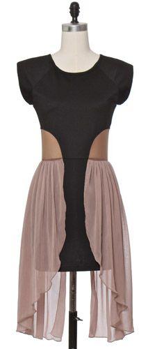 Trendy and Cute dresses - Black - By My Side Black Dress - chloelovescharlie.com | $76.00
