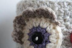 Ten Free Crochet Owl Patterns