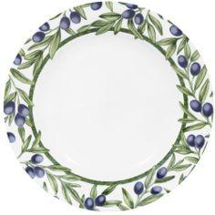 corelle dinnerware patterns | Corelle Impressions Watercolor 16-pc ...