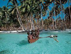 Sepik River Papua New Guinea