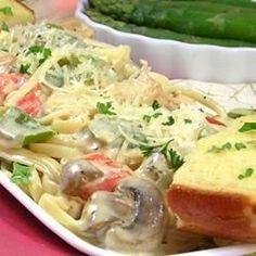 Cajun Chicken Pasta - Allrecipes.com