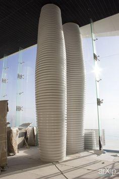 ялта: архитектура, интерьер, хай-тек, гостиница, мотель, 6-12 эт | 18-36м, 500 - 1000 м2, фасад - сэндвич-панель, здание, строение, хай-тек, ресторан, кафе, бар, 50 - 80 м2, ресепшн, приемная #architecture #interiordesign #hitech #hotel #motel #612floors_1836m #500_1000m2 #facade_sandwichpanel #highrisebuilding #structure #hitech #restaurant #cafeandbar #50_80m2 #reception arXip.com