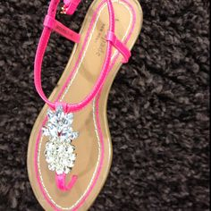 Bought these adorable Kate Spade sandals today!