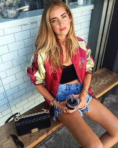Best Chiara Ferragni Sexy Fashion Style 50