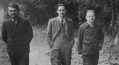 Henryk Zygalski, Jerzy Różycki i Marian Rejewski