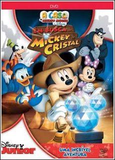 Baixar Gratis A Casa do Mickey Mouse – Em Busca do Mickey de Cristal – AVI   RMVb Dublado