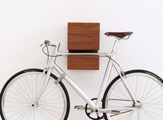 bike rack KAPPÔ – WALNUT