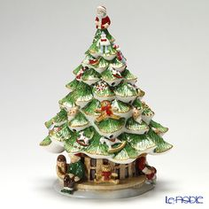 villeroy and boch christmas figurines - Google Search