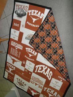 Teresa's Creations: Texas Longhorns