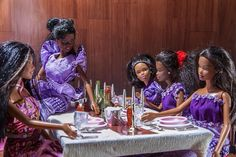 Barbie Naija Wedding