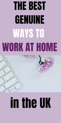 If you are looking for ways to make money from home in the UK then read on. Here I've listed genuine, tried and tested ways to work around your family. Ways To Earn Money, Earn Money From Home, Way To Make Money, Money Tips, How To Make, Earn Extra Income, Extra Money, How To Get Rich, How To Become