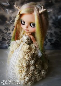 Shishi-gami (The Forest Spirit)   Today I maker her the phot…   Flickr