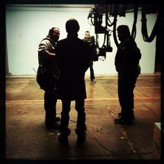 CUBBINS AT WORK – #MARSISCOMING. Filmation first video new album 30STM 07-02-2013 (vía http://instagram.com/p/VcJ_sDgPlX/ )
