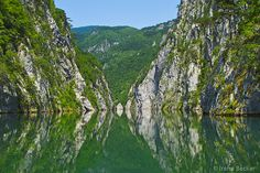 Drina River Canyon / Tara National Park