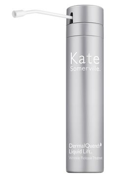 "Think Kate's ""signature glow"" is reserved for her Clinic's celebrity clients? Think again! Her most sought-after facial treatment has inspired a formula that is available to you…in your own home. Experience a scientific breakthrough in anti-aging technology that produces both immediate and long-term results with 3 powerful ingredients. This patent-pending formula—aggressively combats the visible signs of aging: wrinkles, sagging skin, uneven tone, and dryness. Available at Nordstrom. $95"