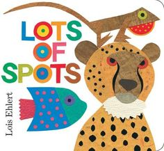 """Read """"Lots of Spots"""" by Lois Ehlert available from Rakuten Kobo. Caldecott Honor artist Lois Ehlert invokes birds and beasts from all walks of the animal kingdom in this collection of f. Math Literature, Math Books, Preschool Books, Book Activities, Kindergarten Art, Class Books, Montessori Preschool, Library Books, Math Resources"""