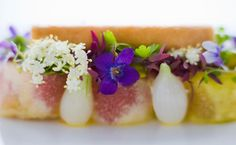 Try out Quay in The Rocks - it's consistently voted one of Sydney's best restaurants.