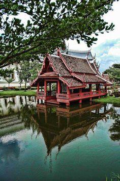 Ancient city, Thailand