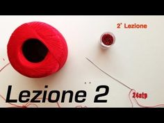 ▶ Chiacchierino Ad Ago - 2˚ Lezione Tutorial Inserimento Perline Chiusura Come Fare Tatting Bijoux DIY - YouTube