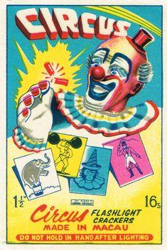 Circus Flashlight Crackers