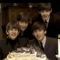 Merry Christmas from The Beatles to you