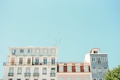 Lisbon Photography Travel Photograph Film by hellotwiggs on Etsy