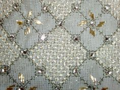 Embroidery Stitches, Embroidery Designs, Tree Skirts, Smocking, Christmas Tree, Beads, Crafts, Image, Towels