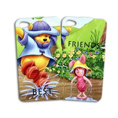 Hey, I found this really awesome Etsy listing at https://www.etsy.com/listing/179667889/winnie-the-pooh-case-best-friends-case