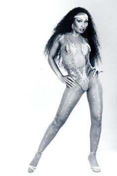 Darcel Wynne--my all-time favorite Solid Gold dancer <3