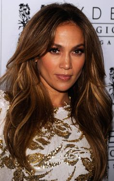 Jennifer Lopez Layered Cut - Long Hairstyles Lookbook - StyleBistro -- Love the big hair!