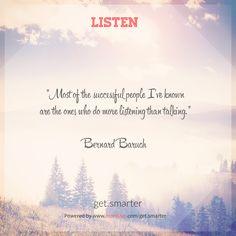 Be a better person - Listen http://monitive.com/get.smarter/category/visuals/