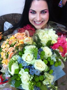 18 best evanescence images on pinterest amy lee evanescence i love those flowers mightylinksfo