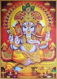 Shri Ganesh! Ganesh Bhagwan