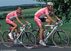 Andreas Kloden & Jan Ullrich