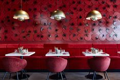 "Restaurant ""Butcher's Pie"" on Novy Arbat: the success of Yana Holikberdiyeva • Interiors • Design • Interior + Design"