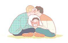 pideypoo:  Super Family ★Original by venta 【春のスーパーファミリー】