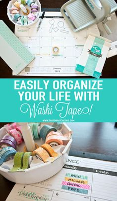Easily Organize your
