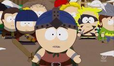South Park - Xbox One vs Playstation 4 PS4 - http://apfeleimer.de/2013/11/south-park-xbox-one-vs-playstation-4-ps4 - Konsolenkrieg zum Weihnachtsgeschäft: PlayStation 4 von Sony oder Xbox One von Microsoft? South Park bringt es im hier gezeigten Video auf den Punkt. Wie sieht es bei Euch aus? Liegt bei Euch eine Xbox One oder eine PlayStation 4 unterm Weihnachtsbaum (oder vermutlich schon vorher)? Möge der F...