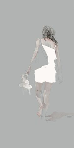 Fashion Illustrations by Agata Wierzbicka