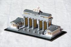 MicroBricks: Brandenburger Tor